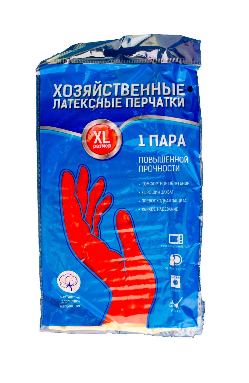 Перчатки резиновые ARCHDALE (Прочные красно-белые) S,M,L (240)