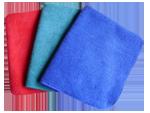 Салфетка микрофибра в индивидуальной упаковке